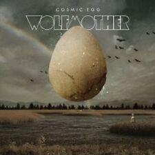 "WOLFMOTHER ""COSMIC EGG"" CD RETRO ROCK 12 TRACKS NEU"