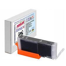 XL Tintenpatrone alternativ für Canon CLI551gy Grau - PIXMA MG-5600 Ser. usw.