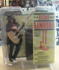 Richie Sambora Action Figure Bon Jovi  by  McFarlane Toys 2007