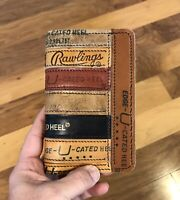 Rawlings Edge-U-Cated Heel Baseball Glove Field Notes Cover