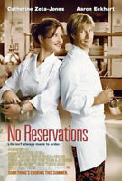 No Reservations (Zweiseitig Regulär) Original Filmposter