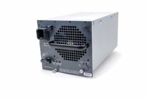 REF WS-CAC-3000W Cisco Catalyst 6500 3000W AC power supply for Catalyst 6500