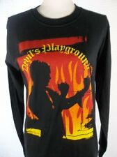 Billy Idol Concert Tee Shirt Devils Playground Tour Cities List Tee S Small