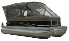 Pontoon boat top full enclosure fit on Bennington 20 SLI 2010