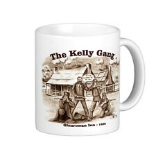 THE NED KELLY  GANG          QUALITY  11oz.  MUG