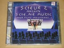 CD / SCIEUR Z PRESENTE SCIE-NE MUZIK (POUR FILMS IMAGINAIRES) / NEUF SOUS CELLO