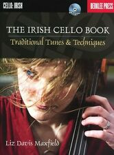 Irish Cello Traditional Tunes & Techniques Learn to Play Cello Music Book & CD