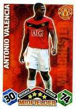 Match Attax - Antonio Valencia - 09/10