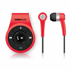 NoiseHush NS560 Red In-Ear Only Headsets