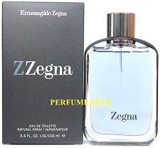 Z Zegna By ErmenEgildo Zegna 3.3/3.4oz. Edt Spray For Men New In Box