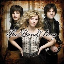 THE BAND PERRY by The Band Perry CD, Oct-2010, Universal LIKE NEW