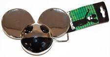*NEW* Deadmau5 Chrome 3D Belt Buckle