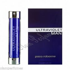Paco Rabanne Ultraviolet Eau de Toilette For Men 3.4oz 100ml * New in Box Sealed
