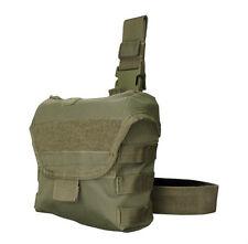CONDOR Tactical Nylon Drop Leg Mag Dump Pouch ma38 OLIVE DRAB OD GREEN
