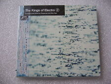 2 CD DIGIPACK THE KINGS OF ELECTRO / PLAYGROUP - ALTER EGO / IMPORT JAPON neuf