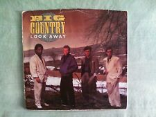 """BIG COUNTRY """"LOOK AWAY"""" 45 PS NM"""