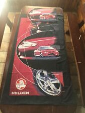 ~ Holden -  1997 VT SS UTE RED DOONA / QUILT COVER .Single Bed Size.