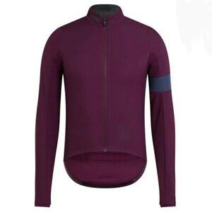 RAPHA Pro Team Training Jacket Italian Plum Purple Rare Color Size Small