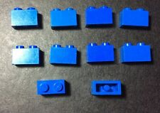 LEGO 3004 Bleu lot de 10 Brique Poutre 1x2 Brick Blue