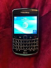 BlackBerry Bold 9700 - Black (AT&T) Smartphone Tested Working