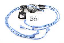 Blue 8.5mm Spark Plug Wires Distributor Cap Coil 96-07 Chevy GMC 4.3L Vortec V6
