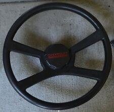 RARE Chevy / GMC S-10 Sport / high package STEERING wheel OEM nice 1988/94