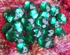 Green Round Jewellery Making Craft Beads