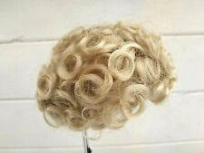 Vintage Kemper Originals Doll Wig 'Annie' Curly Pale Blonde Size 12-13 14-15