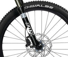 WHITE FOX Shox MTB Mountain Bike BMX CICLO FORCHETTE Vinile Decalcomanie Adesivi