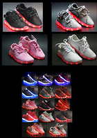 Unisex Light Up LED Shoes Youth Kids Boy Girl And Women's Athletics Sneakers
