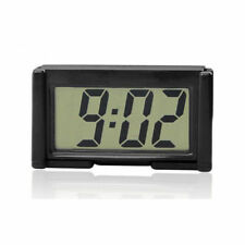 Mini Digital Clock with LCD Display for Car or Truck Dashboard Auto New
