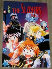 BESM The Slayers Next Book 2 Trade Paperback Covers Episodes 27-52 - NEW