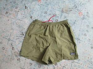 Patagonia Baggies Swim Trunks Shorts- not lined - Men's Medium