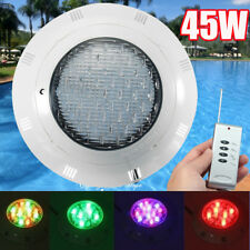 Remote Control LED RGB Swimming Pool SPA Bright Light Underwater Landscape Light