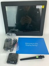 Nixplay W12A WiFi - Cloud - Digital Picture Frame - 12 Inch Display