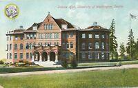 SEATTLE WA – University of Washington Science Hall - 1909