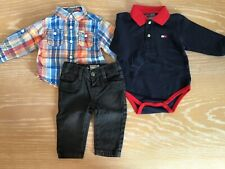 Infant Boy's Clothing Lot of 3 Size 3-6 Months