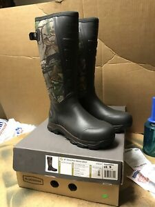 Lacrosse Snake Boots 4XAlpha Size 9
