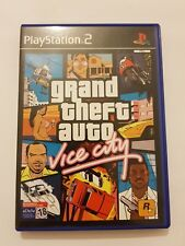 Grand Theft Auto:Vice City ps2 pal España y completo