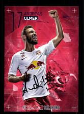 Andreas Ulmer Autogrammkarte Red Bull Salzburg 2016-17 Original Sign+ A 137618