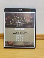 BTS Bangtan Boys 1st JAPAN TOUR 2015 WAKE UP OPEN YOUR EYES Blu-ray Region FREE