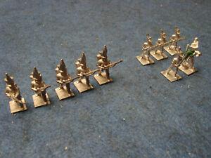 Minifigs 25mm Napoleonic Brunswick Troops