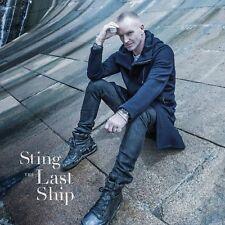 STING THE LAST SHIP CD ROCK POP 2013 NEW