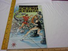 Magnus Robot Fighter Valiant comic book 1 NM Bob Layton