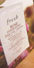 Fresh Rose Hydrating Eye Gel Cream 2mL Trial Packette New