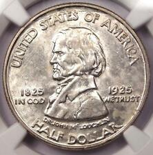 1925 Vancouver Half Dollar 50C - NGC Uncirculated - Rare MS BU UNC Coin