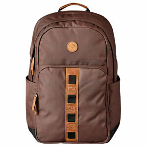 Timberland New Originals 27-Liter Water-Resistant Backpack Blue / Brown A1CZV