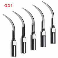 5pcs Dentista Tips INSERTI PUNTE PER ABLATORE Scaler fit Satelec DTE GD1