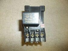 Allen Bradley 700-F220A1 Contactor Series C w/ 199-FSMA1 Series B *FREE SHIP*