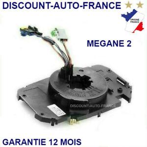 Contacteur tournant airbag commodo  Renault MEGANE 2